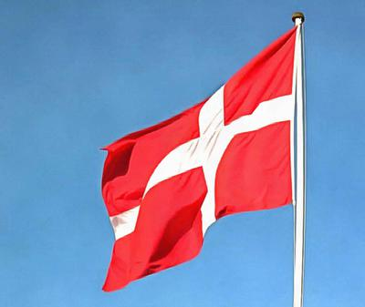Danish flag news