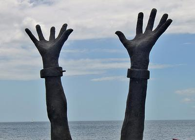 first European country to abolish slavery