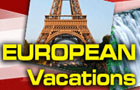 Best European Vacations