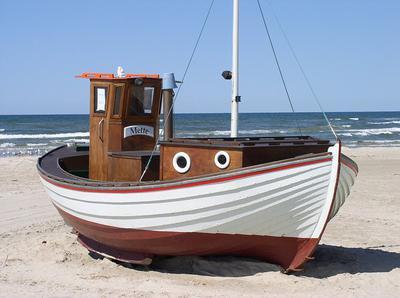 test boat