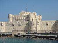 alexandria kaitbay castle