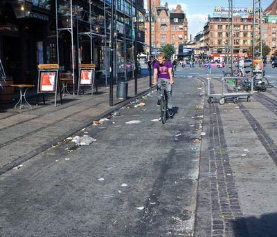 Rubbish, Copenhagen