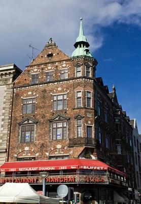 Chinese restaurant in Copenhagen