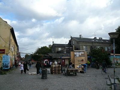 Christiania, Copenhagen
